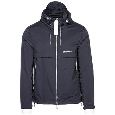 788a42c4e98 Emporio Armani Blouson Homme blu Navy  Amazon.fr  Vêtements et ...
