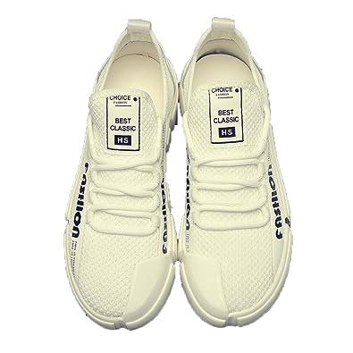 72c32e0b9475 Amazon.com | Lujke Men's Slip-on Shoes | Water, Comfort Walking ...