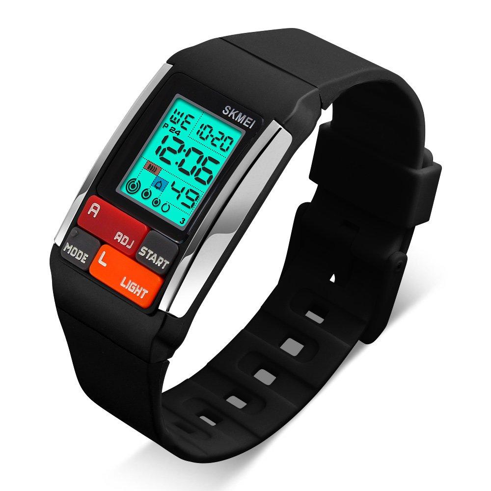 Kids Watches Boy Girl Digital Sports Waterproof Wrist Watch with Alarm for Child