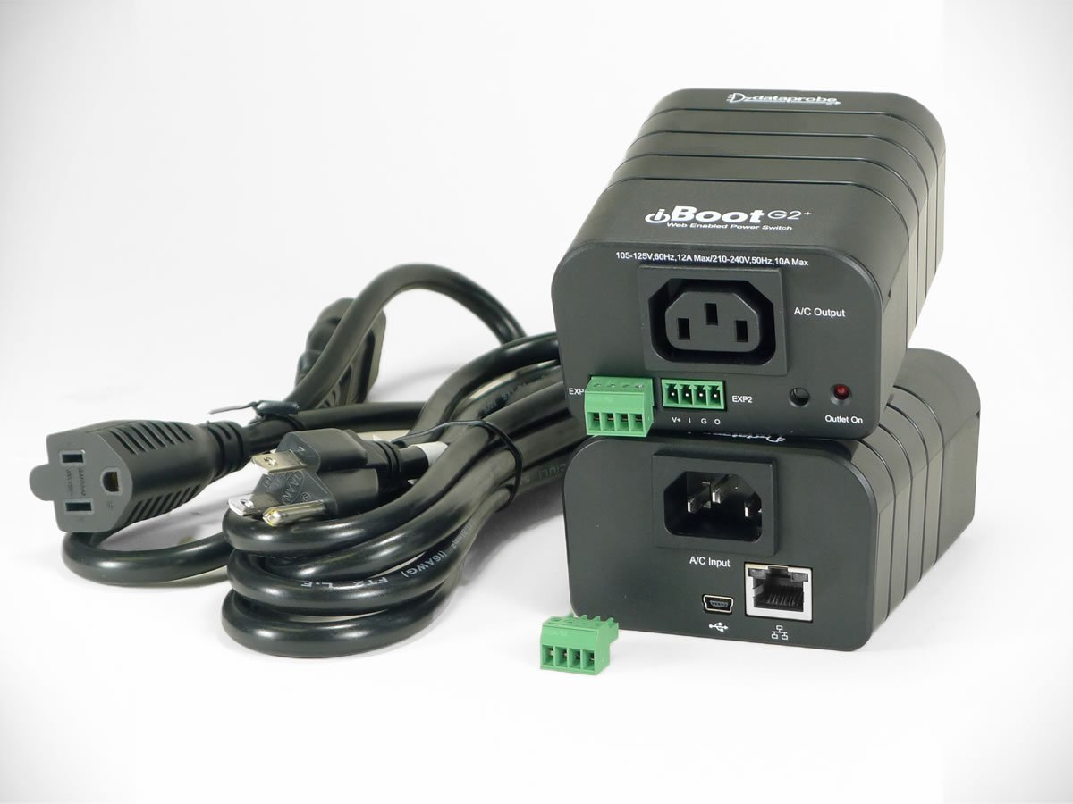 iBoot-G2+ Network Power Switch - Plus Version