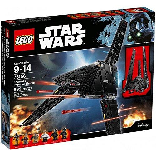 LEGO Star Wars – Lanzadera Imperial de Krennic (75156)