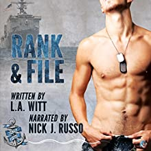 Rank & File: Anchor Point, Book 4 Audiobook by L.A. Witt Narrated by Nick J. Russo