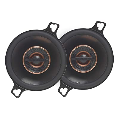 "Infinity Reference REF-3032CFX 3-1/2"" 2-way Car Speakers - Pair: Car Electronics"
