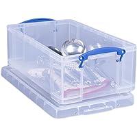 Really Useful Box 12 litrów, przezroczysty