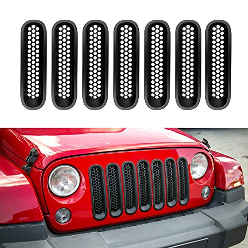 u Box Grille 2007 2015 Wrangler Unlimited product image