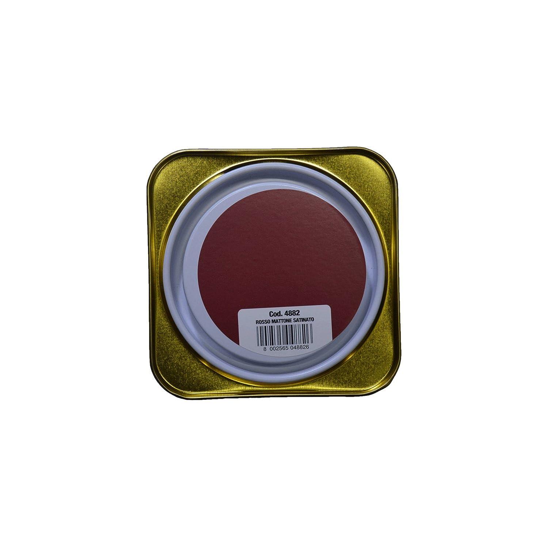 Arexons Vernice Antiruggine 'Vernifer' Ml. 750 - rosso mattone