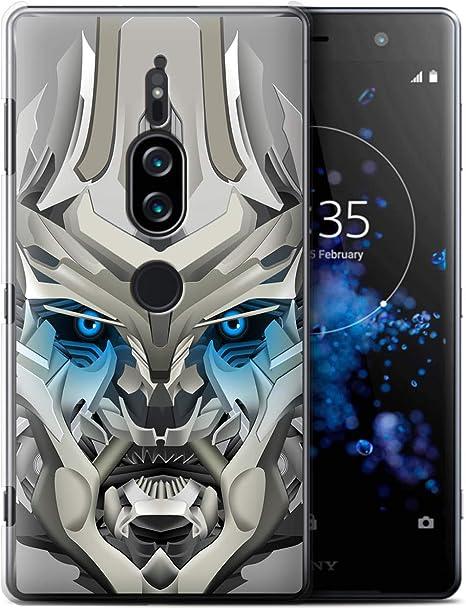 eSwish - Carcasa para teléfono móvil, diseño de Robots Mega-BOT ...