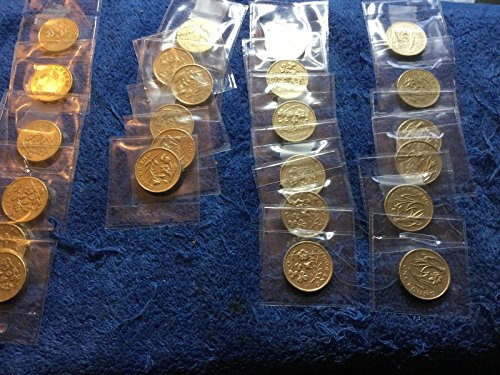 The Great British Coin Hunt £1 Coins Uncirculated English Pound Uncirculated (2010 Shield of the Royal Arms)