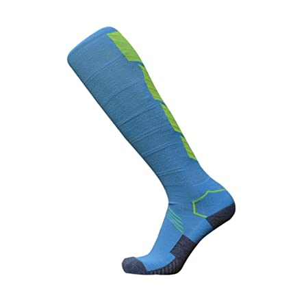 12APM Mens Athletic Cushioned Padded Sole Rugby Fotball Hockey Socks