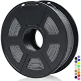 ANYCUBIC 3D Printer Filament PLA, 1.75mm PLA Filament, Printing PLA Filament 1KG Spool for 3D Printers & 3D Pens,Dimensional Accuracy +/- 0.02 mm (Grey)