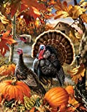 Gobbler Farms a 1000-Piece Jigsaw Puzzle by Sunsout Inc.