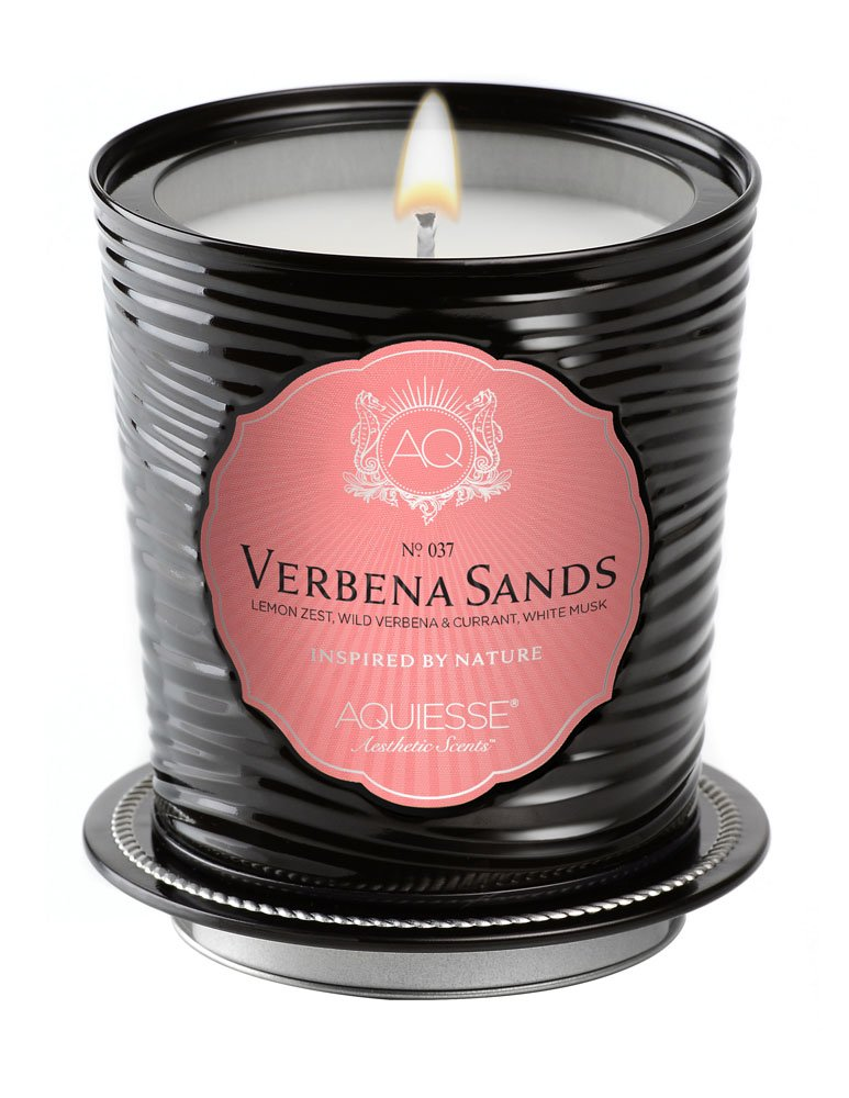 Aquiesse Verbena Sands Luxe Tin Candle 41037