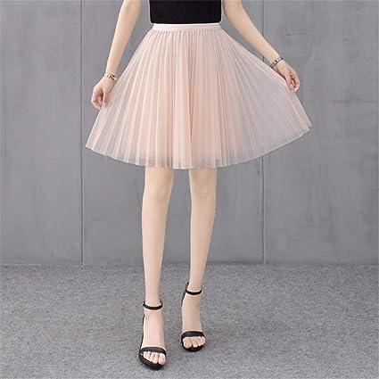 bf8004965 JJNZD Faldas Falda Corta para Mujer Falda Corta Falda Larga para ...