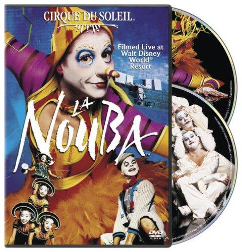 Cirque du Soleil - La Nouba -