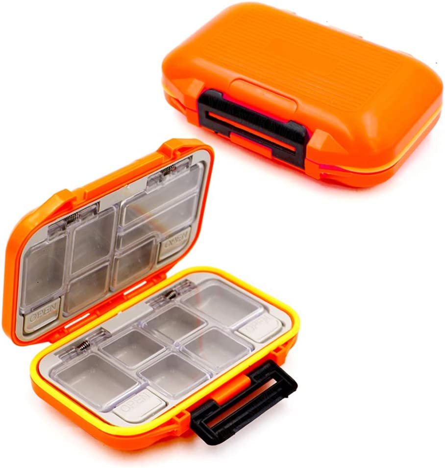 Yuki Waterproof Fishing Lure Box