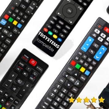 TDSYSTEMS - Mando A Distancia TELEVISIÓN TDSYSTEMS: Amazon.es: Electrónica