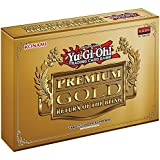 Yugioh 2015 Premium Gold Return of the Bling Series Mini-Box: 3 booster packs of 5 cards each!