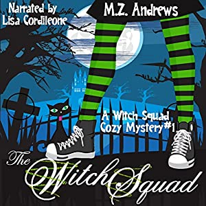 The Witch Squad Audiobook