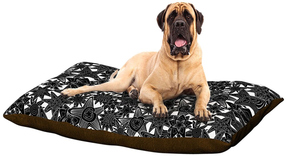 X-Large 40\ Kess InHouse Julia Grifol My Dreams Dog Bed, 50 by 60-Inch