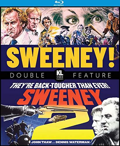 Sweeney! | Sweeney 2 – Double Feature [Blu-ray]