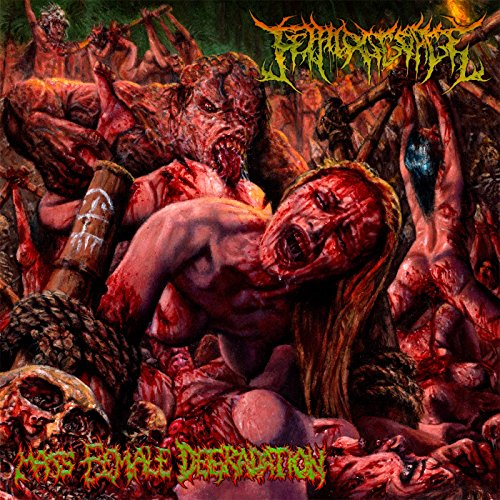 Fetal Disgorge-Mass Female Degradation-(GHP046)-CD-FLAC-2017-86D Download