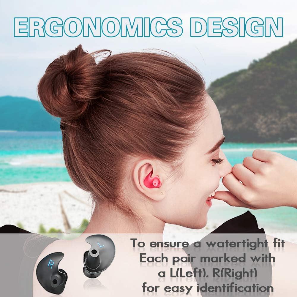 best swimming earplugs