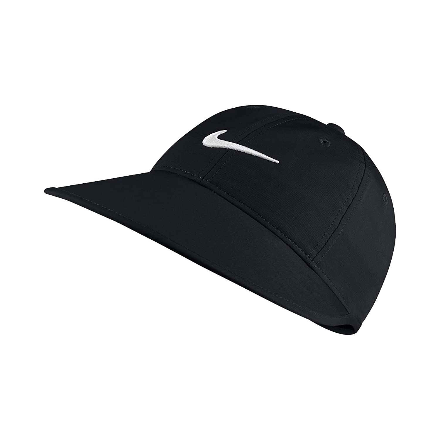e12b966ca79189 Amazon.com: Nike Women's Big Bill Cap (Variety of Colors Available)  (Black): Clothing