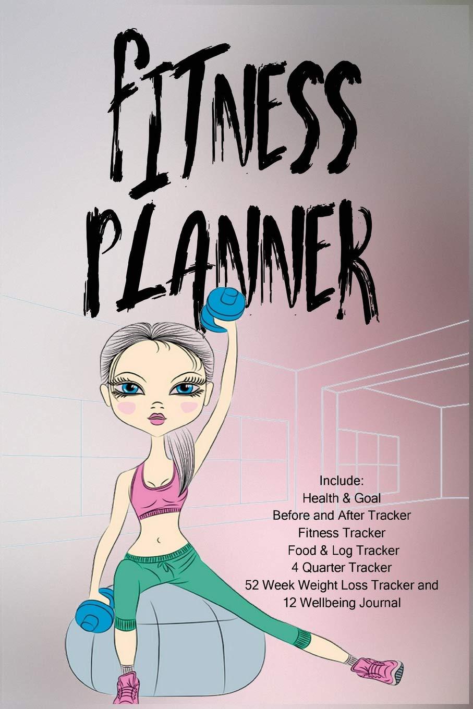 Fitness Planner: Fitness Agenda, Fitness Planner Binder ...