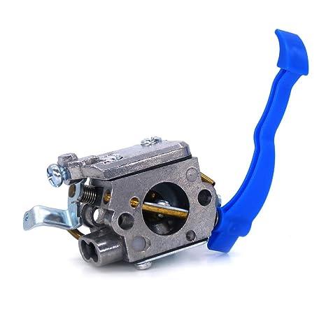 Lisongin Carburador para Husqvarna 125B 125bx 125bvx ...
