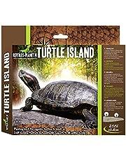 Reptiles Planet Tartaruga Isola per Tartarughe acquatiche, Medium