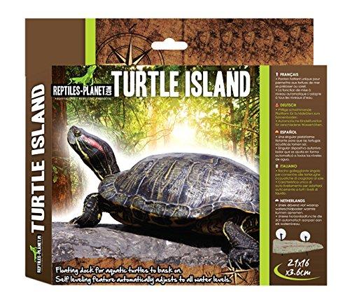 3 opinioni per reptiles-planet tartaruga isola per tartarughe acquatiche, medium