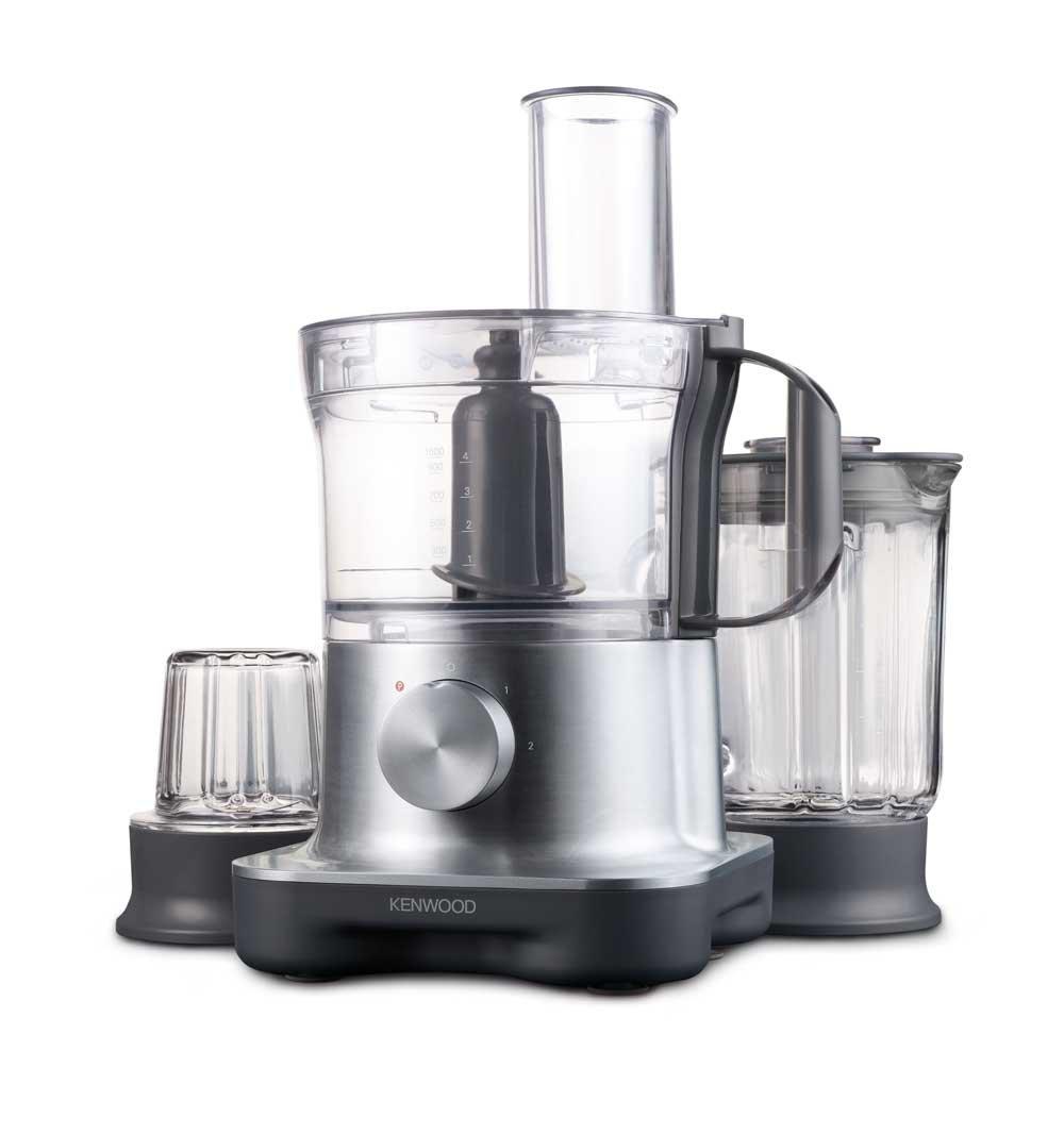 Kenwood FPM250 Multi Pro Compact Robot da Cucina: Amazon.it: Casa e ...