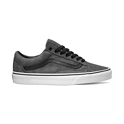 Amazon.com  Vans Old Skool Oversized Herringbone  Shoes d66217642
