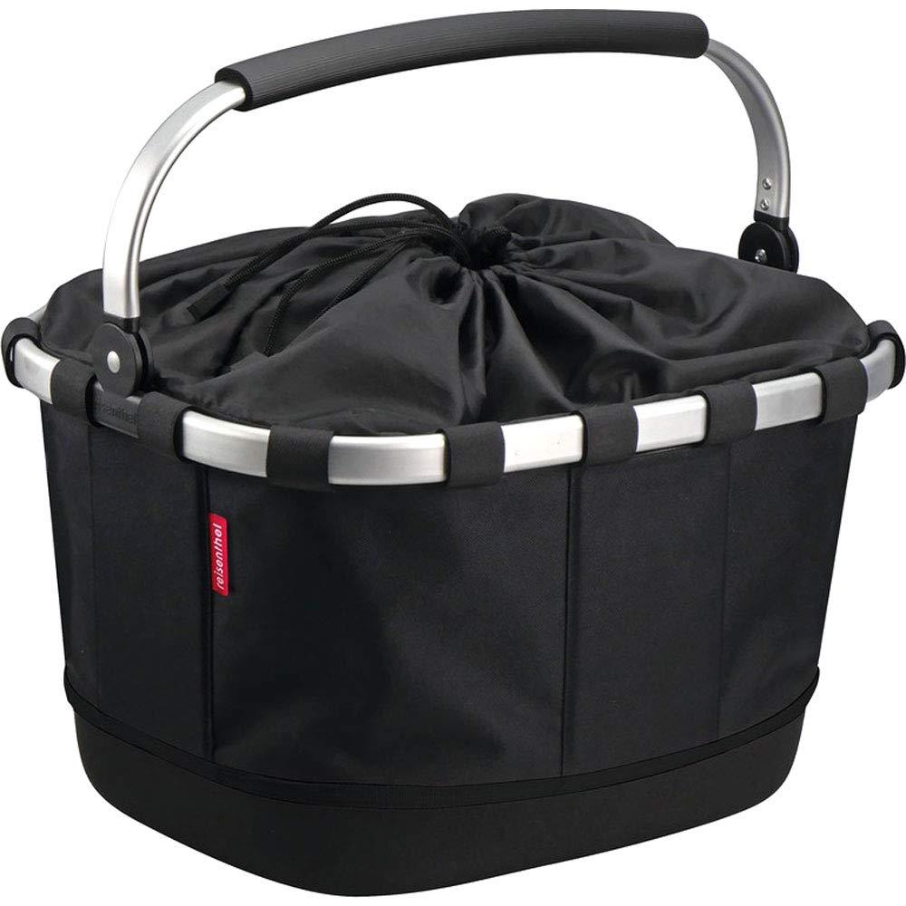 KlickFix Sac de Ville Carrybag GT Noir 42 x 33 x 28 cm