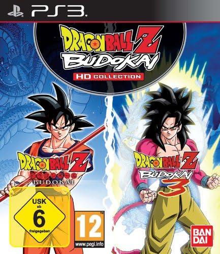 Dragon Ball Z Budokai HD collection [Importación Francesa]: Amazon.es: Videojuegos