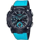 [カシオ]CASIO 【海外モデル】G-SHOCK Gショック ジーショック メンズ GA-2000シリーズ カーボンコアガード ブラック×ブルー 黒 青 バンド交換可 GA-2000-1A2 腕時計 [並行輸入品]