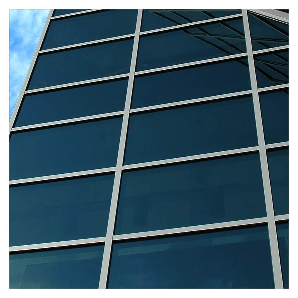 BDF EXNA20 Exterior Window Film Privacy and Ultra High Heat Control, Dark - 48in X 14ft
