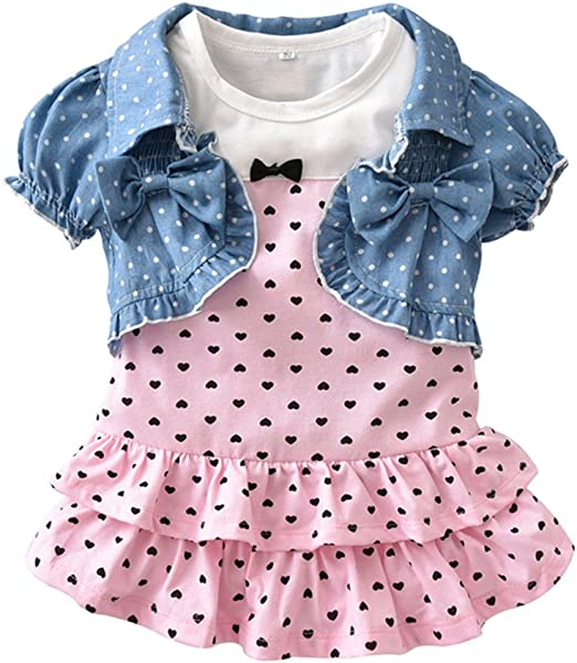 New baby girls smart pinstripe summer shorts top set age 6-9 9-12 12-18 18-24