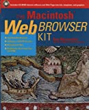 The Macintosh3 Web Browser Kit, Dan Meriwether, 0471118184