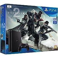 Pack PS4 1To Black + Destiny 2