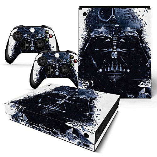GoldenDeal Xbox One X Console and Wireless Controller Skin Set - Star Warrior - XboxOne X XOX Sticker Vinyl