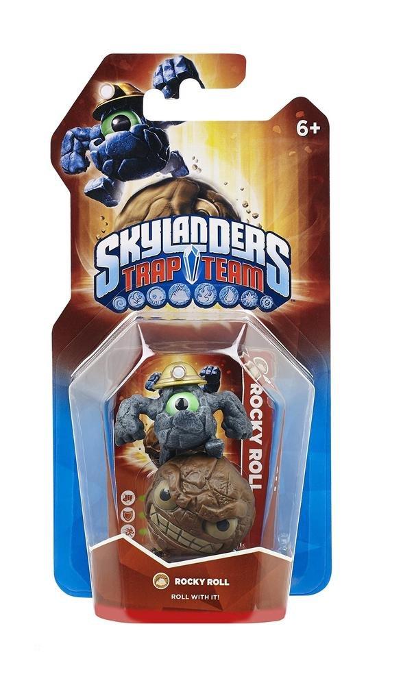 Skylanders: Trap Team - Rocky Roll