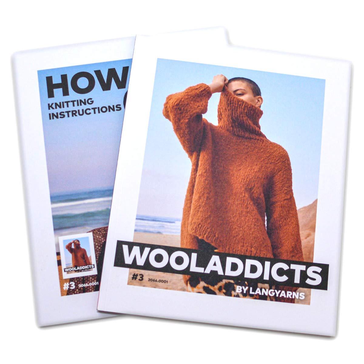 WoolAddicts LANGYARNS Magazine #3