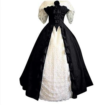 Vestiti Cerimonia Inverno.Vestito Donna Abito Elegante Cerimonia Invernale Halloween