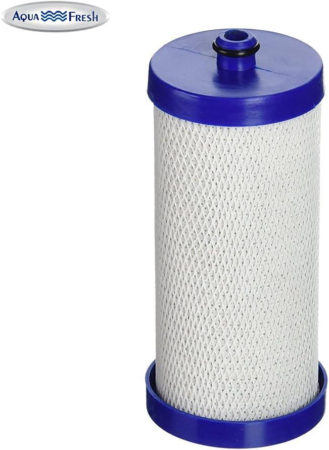Aqua Fresh WF284 Replacement for Frigidaire WF1CB, WFCB, RG100, NGRG-2000, Kenmore 46-9906, 46-9910 Water Filter (Single)