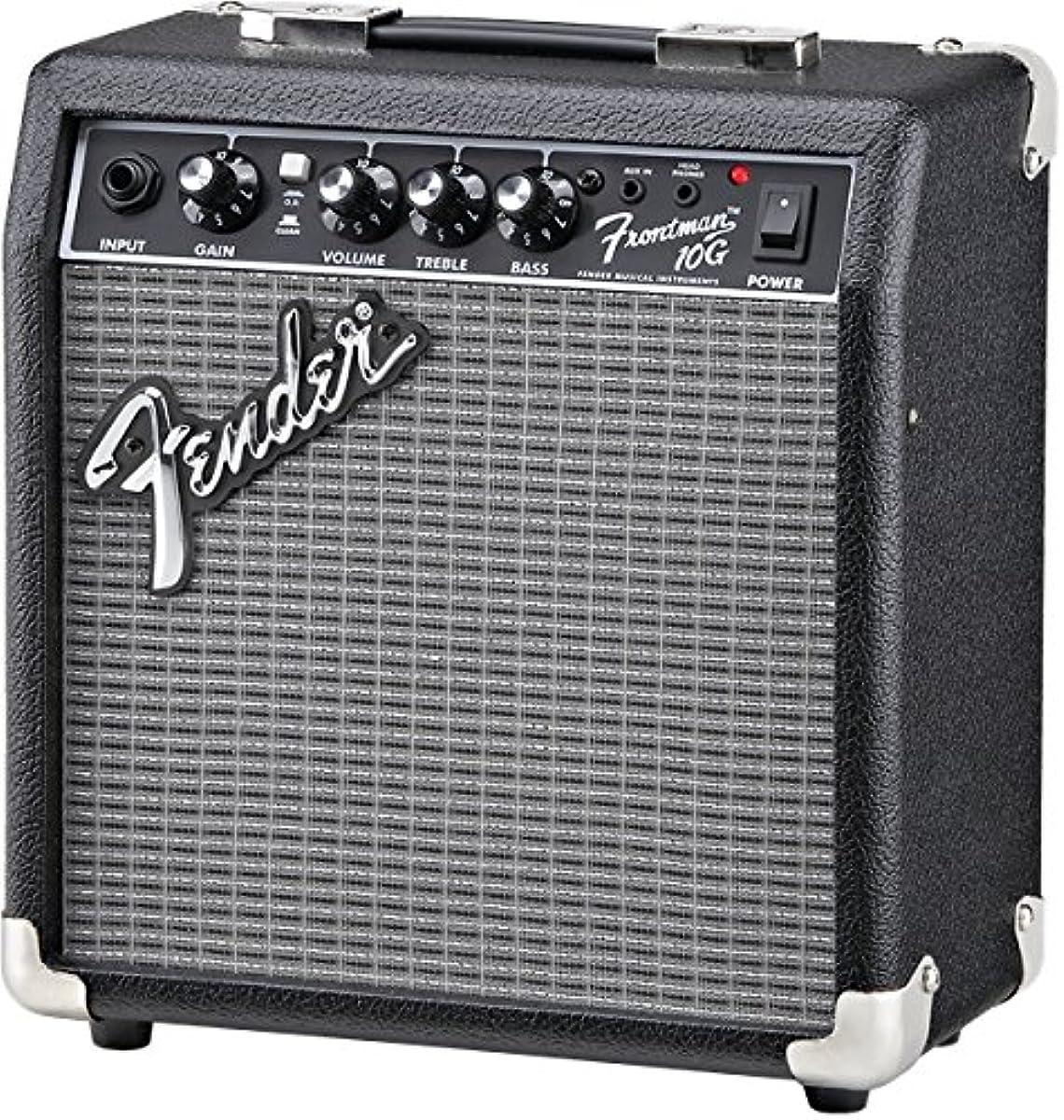 fender frontman 10g electric guitar amplifier amp 10 watts free shipping ebay. Black Bedroom Furniture Sets. Home Design Ideas
