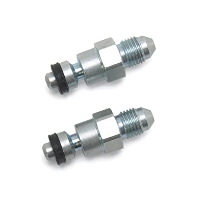 Russell 640281 -3 AN SAE Adapter Fitting: Automotive