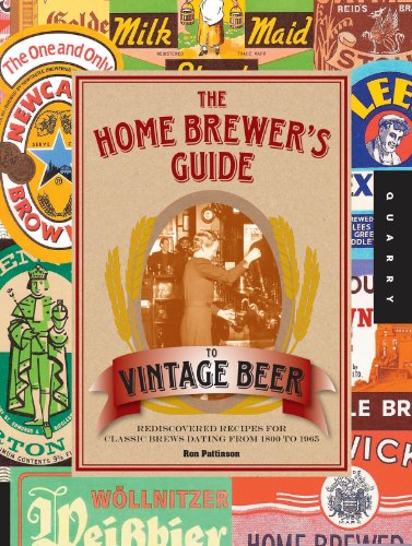 Amazon the home brewers guide to vintage beer ebook ronald the home brewers guide to vintage beer by pattinson ronald fandeluxe Images