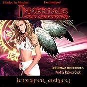Immortals: The Redeeming: Immortals Series, Book 5 | Jennifer Ashley