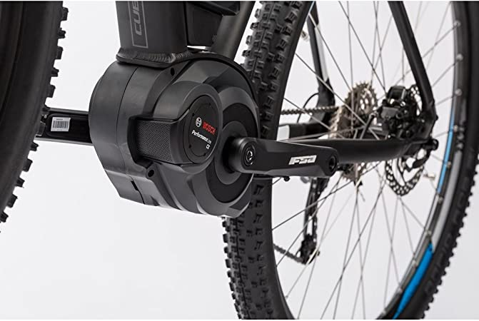 Bicicleta eléctrica CUBE Reaction Hybrid HPA Pro 400 2016-17 29: Amazon.es: Deportes y aire libre